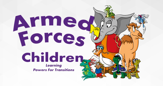 Armed Forces Children - learning powers for transitions