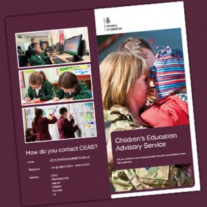 Cover, CEAS introduction leaflet