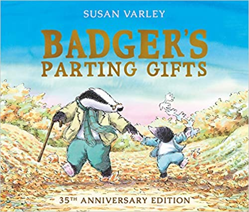 Cover: Badger's Parting Gifts