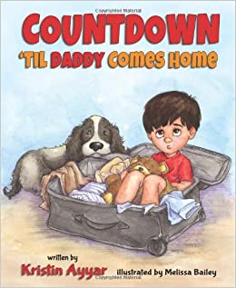 Cover: Countdown 'Til Daddy Comes Home
