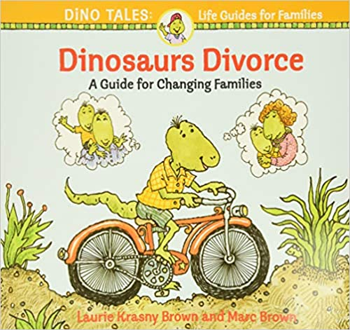 Cover: Dinosaurs Divorce