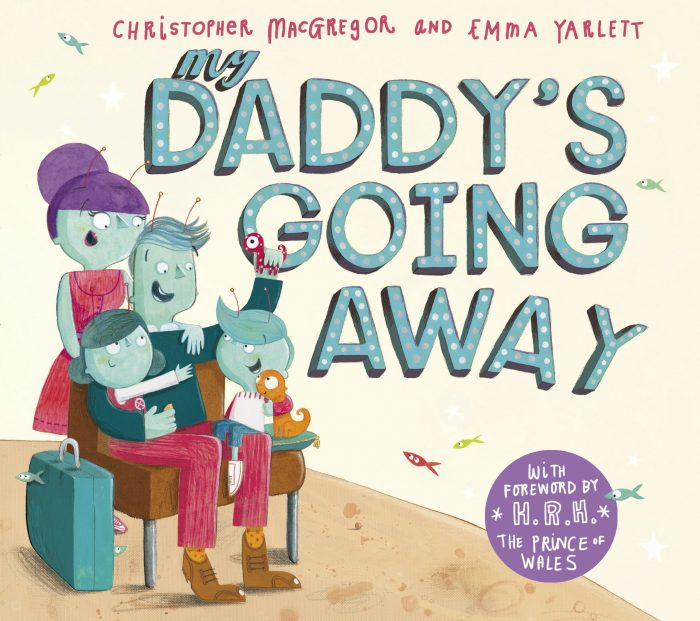 Cover: My Daddy's Going Away