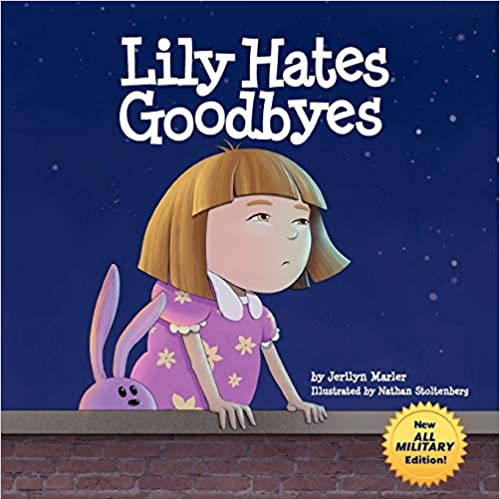 Cover: Lily Hates Goodbyes