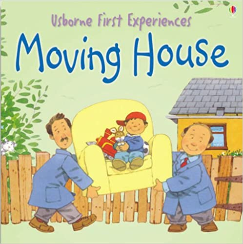Cover: Moving House