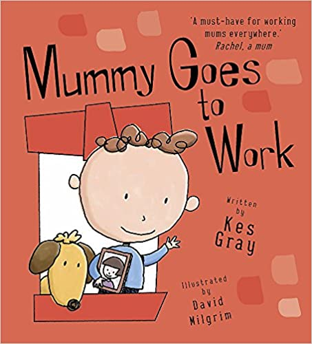 Cover: Mummy Goes to Work