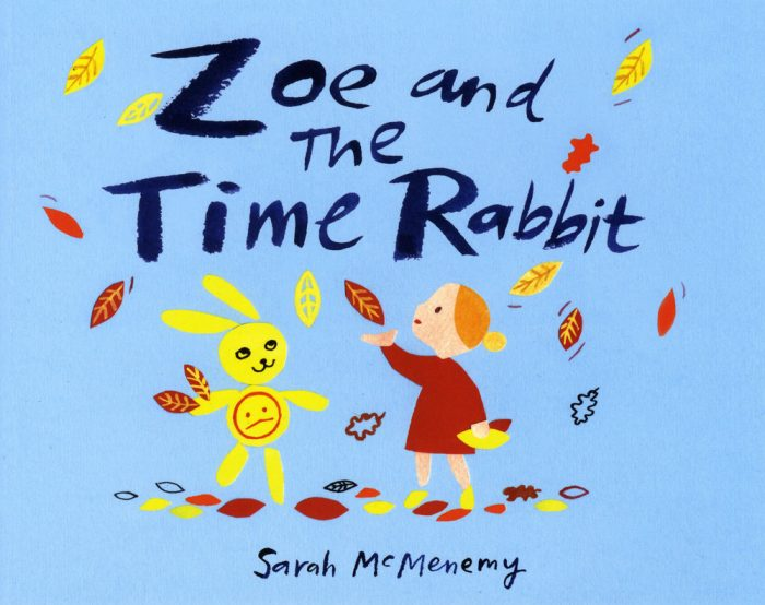 Cover: Zoe and the Time Rabbit