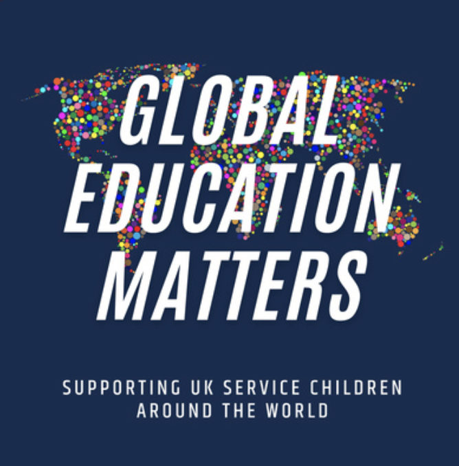 Cover of Global Education Matters podcast