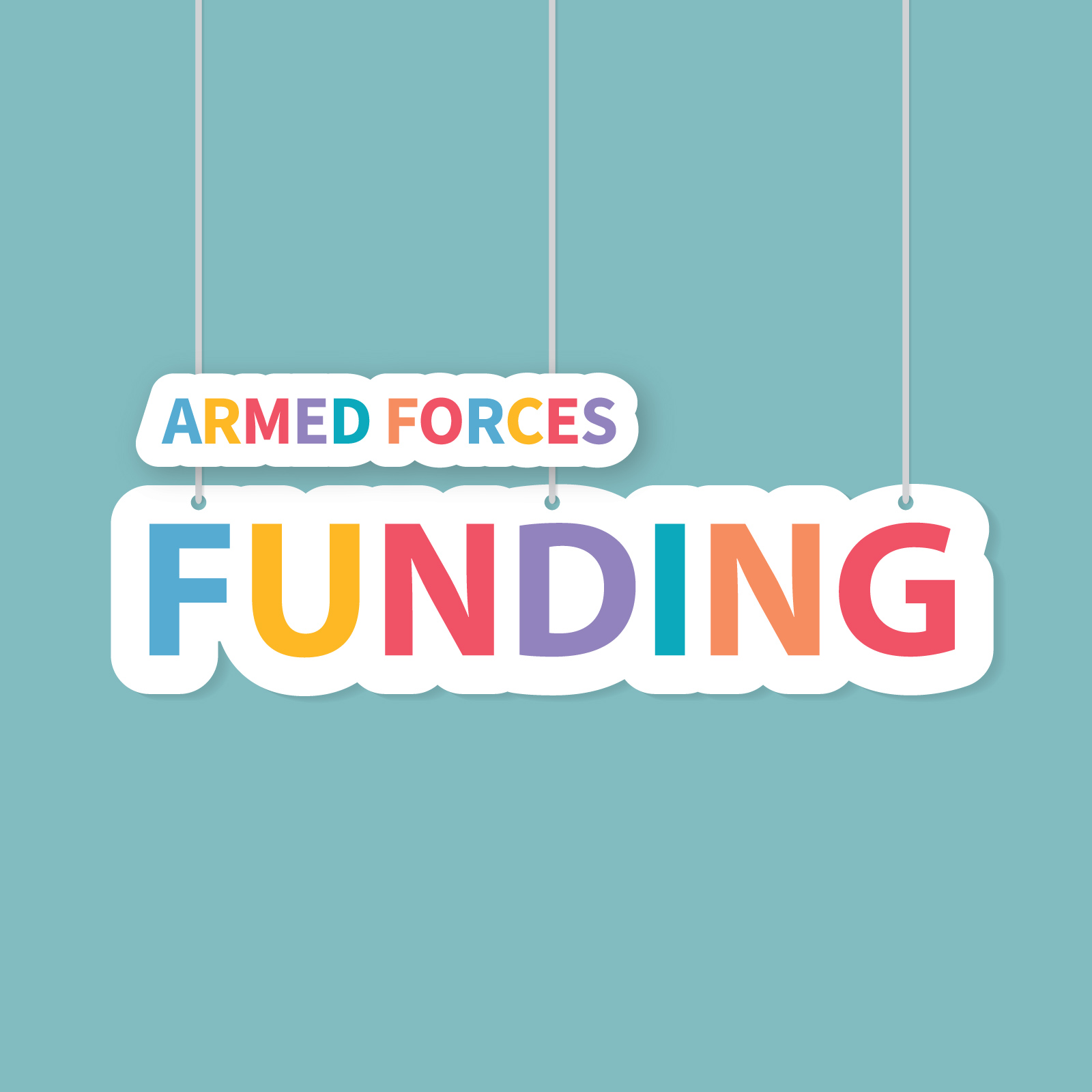 Armed Forces Funding illustration