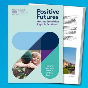 Cover of the SVC Positive Futures report