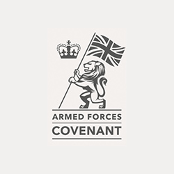 The Armed Forces Covenant logo