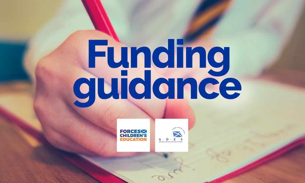 ADES funding guidance